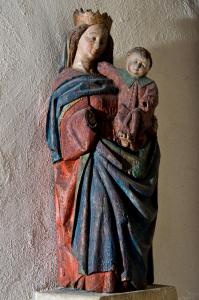 Madonna Figur