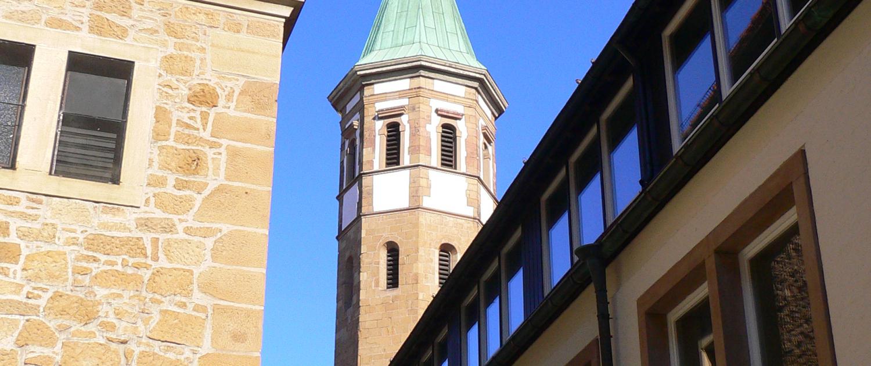Kirche St. Peter und Paul von außen
