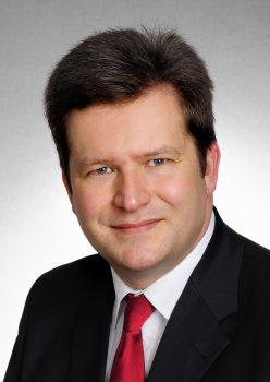 Theo Rappold, Leiter des Verwaltungszentrums Gesamtkirchenpfleger Heilbronn