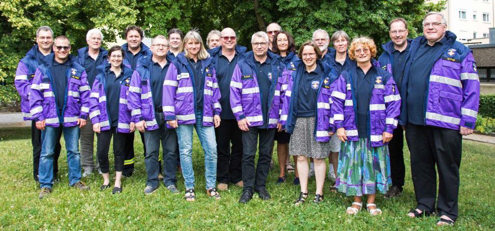 Team der Notfallseelsorge Heilbronn