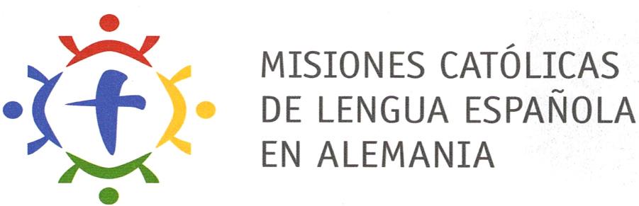 Logo Misiones Catolicas de lengua espanola en alemania