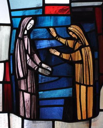 Der Besuch Marias bei Elisabet (Lukas 1,39ff)