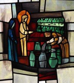 Die Hochzeit in Kana (Johannes 2,1ff)