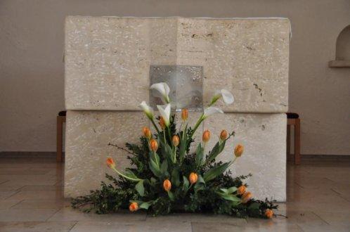 Altar der Kirche Maria Immaculata