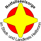 Logo Notfallseelsorge im Stadt- und Landkreis Heilbronn