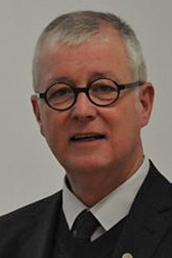 Pfarrer Roland Rossnagel